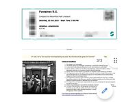Fontaines dc ticket
