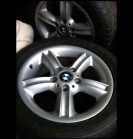 BMW Z3 - 5 Spoke Alloys