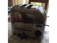 Dualit Toaster for spares or repair