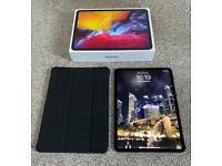 "Apple iPad Pro 2020 - 11"" - 128GB - Wifi + Cellular - Mint Condition"