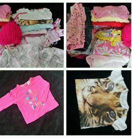 CLOTHES FOR GIRL 3-9