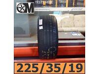 225 35 19 Pirelli free fitting