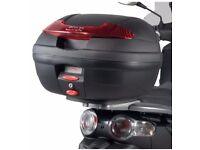 Givi Monolock E340 Vision 34 ltrs top box £30