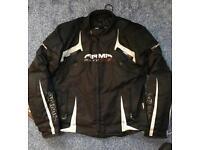 ARMR Moto Motorbike Jacket size Small