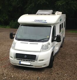 CHAUSSON WELCOME 85 (2007). GREAT CONDITION. NO ACCIDENTS HPI CLEAR