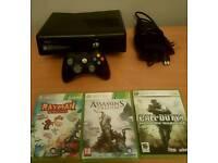 Xbox 360 250gb hdd