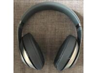 Beats by Dr. Dre Studio 2.0 Wireless Bluetooth Noise-Cancelling Headphones in titanium