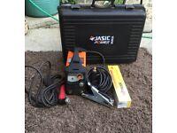 Jasic MMA/TIG 180SE Welder With Electrodes