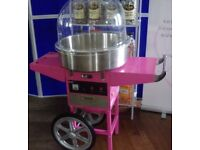 Candy Floss/ Cotton Candy Cart Hire , Weddings / Children Party all Catering events