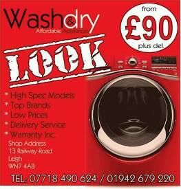 Washing Machines £90