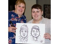 Caricaturist available, caricatures