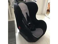 Nearly new Babystart cars seat
