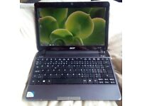"Acer Windows 7 11.6"" Netbook laptop - MS Office 2013 **FREE DELIVERY**"