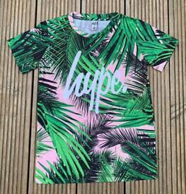 Hype kids T-shirt 9-10 years