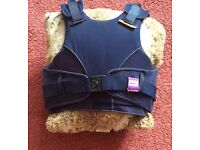 Horse Riding Body Protector - Age 10-12
