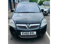 Vauxhall zafira elite