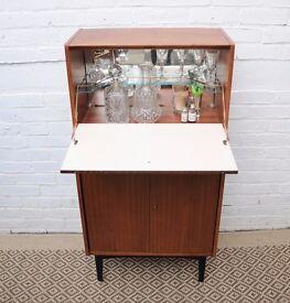 vintage retro Cocktail Cabinet 50s ca