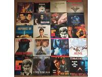 Laserdisc 20 Film Bundle #4
