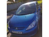 Peugeot 307 (repair or spares)