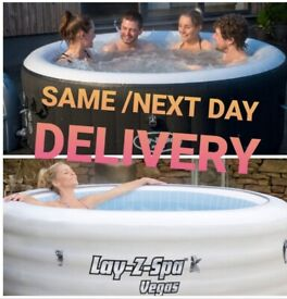 LAY Z SPA HOT TUB FREE LOCAL DELIVERY