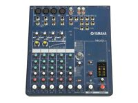 Yamaha MG82CX 8 Channel Analog Mixer Mixing Desk With Built In Effects