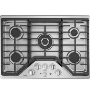 Plaque de cuisson au gaz 30. 5 brûleurs, GE Cafe