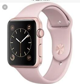 Apple Watch wanted