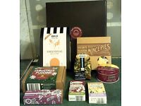 WINTER FOOD HAMPER FOR SALE - UNWANTED GIFT