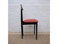 Vintage Gentleman's Valet Chair