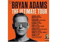 Bryan Adams concert friday 25th May
