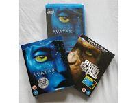 Avatar 3D Blu-ray - new sealed