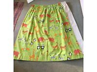Child's room/Baby Nursery Blackout Curtains - Custom-Made - Animal Print