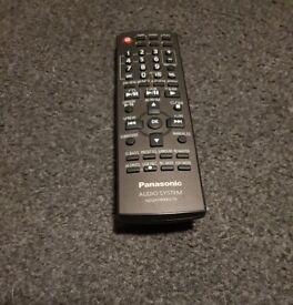 Panasonic hi fi and sub
