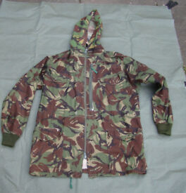 Custom Modified - British Army DPM Combat Jacket Size XLarge