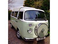 VW Danbury T2 Campervan Baywindow Watercooled with Pop Roof