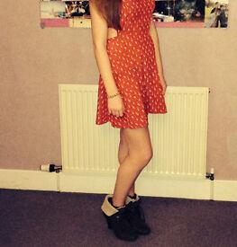 Summer dress NEXT size 10 used