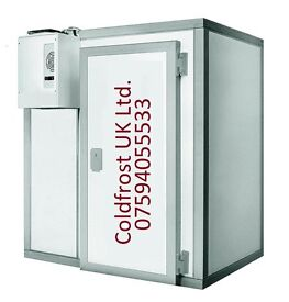 Walk in Cold Room with Complete Condensing Unit in Various Sizes & FREE DELIVERY