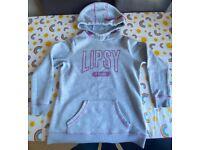 LIPSY HOODIE SIZE 8/10 LADIES