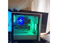 SuperFast Gaming PC , core i5 2.80GHz,16GB RAM,GTX 1060(3GB VRAM),256GB SSD+500GB SSD