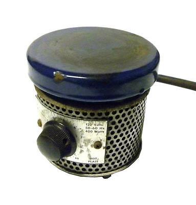 Thermolyne Hp-a88058 Hotplate 4 Diameter 120 Vac 400 Watts