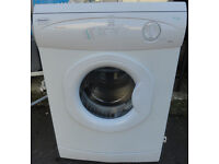 A NICE WHITE HOTPOINT FIRST EDITION 5KG 1300 SPIN