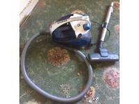 Cylinder Vacuum By Hoover Variable Speed Blue