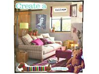 Learn how to make a Creative Collage!