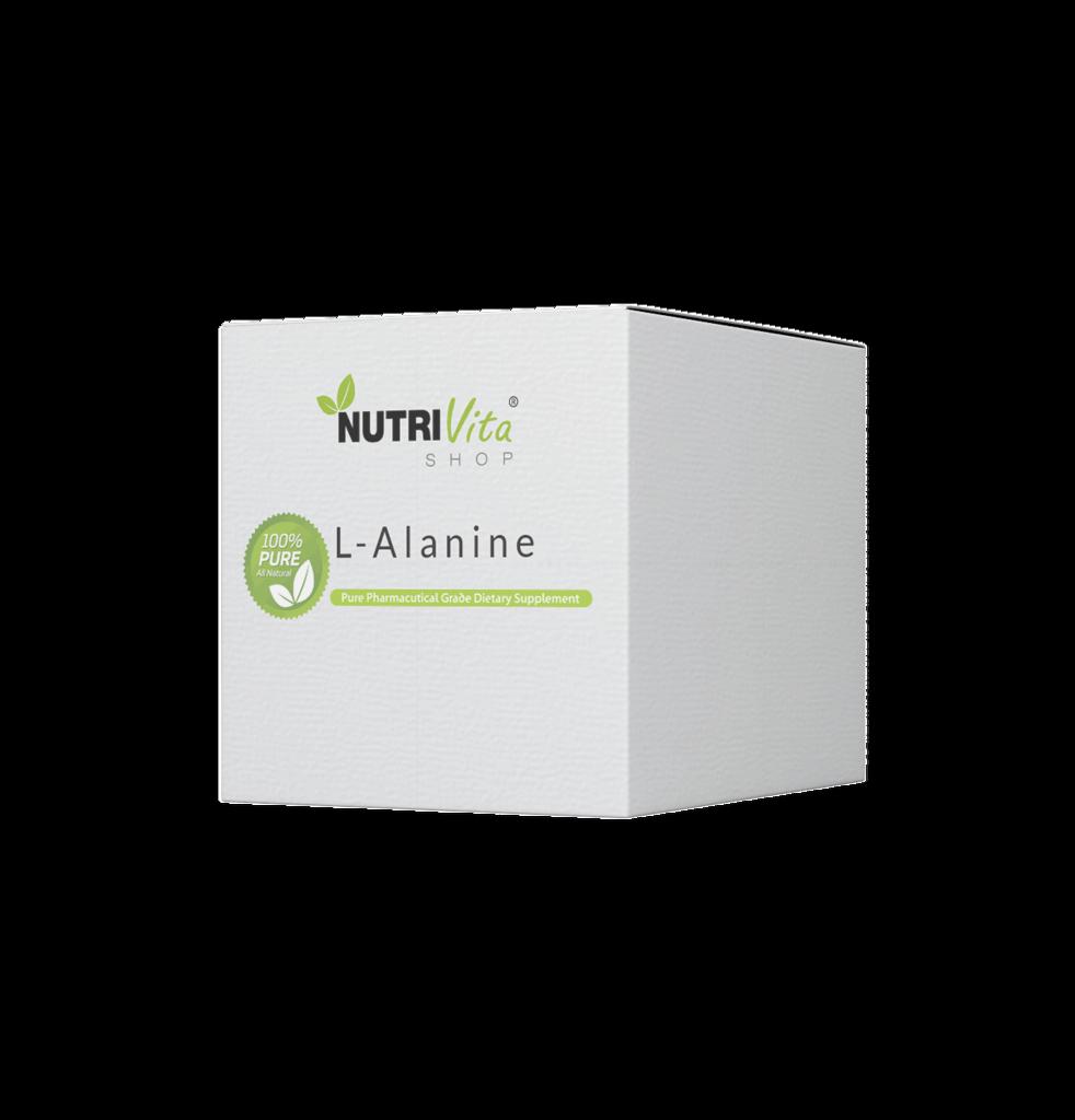 1000g (2.2lbs) 100% Pure L-Alanine Powder USP nonGMO Free Shipping USA