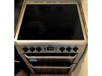 Beko Double Oven Ceramic Cooker