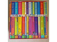 Roald Dahl Box Set.