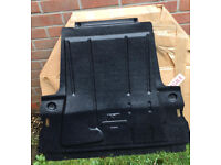 RENAULT MEGANE & SCENIC 02 - 08 ENGINE UNDERTRAY COVER UNDER RUST PROTECTION