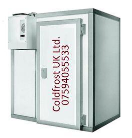 Brand new Walk in MonoBlock Complete Cold Room / Freezer Room in 8FT Length
