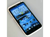 Htc one X white, 32GB