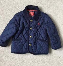 Joules baby jacket 9-12 months
